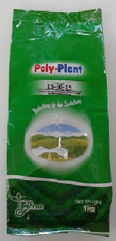 Υδατοδιαλυτό λίπασμα 15-30-15 Polyplant 2 Kgr
