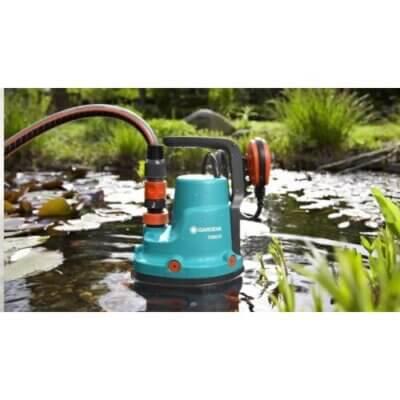 Αντλία αποστράγγισης  Gardena για ακάθαρτα νερά 7000/D CLASSIC