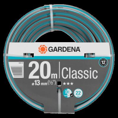 "Gardena λάστιχο ποτίσματος CLASSIC 13 MM (1/2"") - 20Μ"