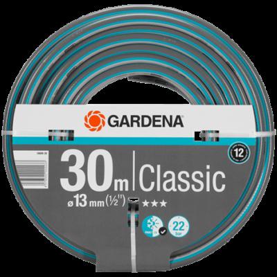 "Gardena λάστιχο ποτίσματος CLASSIC 13 MM (1/2"") - 30Μ"