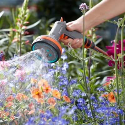 Gardena πιστόλι νερού πολλαπλών επιλογών Comfort