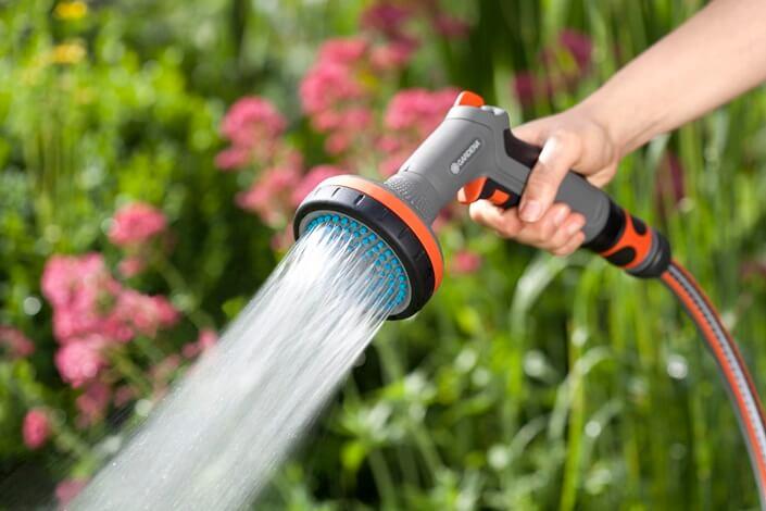 Gardena πιστόλι νερού  ΣΗΤΑ COMFORT για παρτέρια