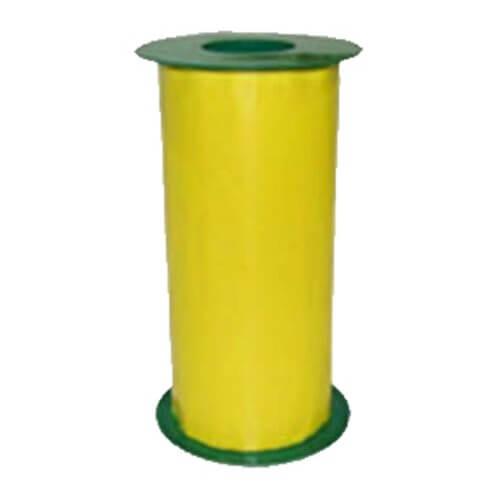 Παγίδα κόλας εντόμων κίτρινη σε ταινία 10 μ