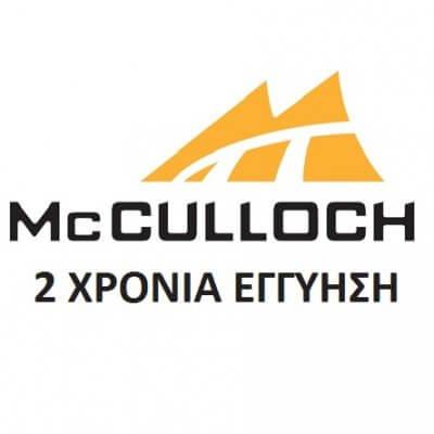 ΧΛΟΟΚΟΠΤΙΚΟ ΤΡΑΚΤΕΡ MCCULLOCH M115-77T ΜΕ ΠΛΕΥΡΙΚΗ ΕΚΤΟΞΕΥΣΗ