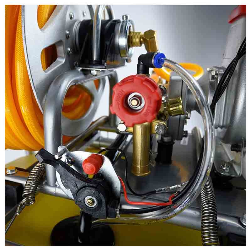 Ψεκαστικό βενζίνης δίχρονο Nakayama Ns5210  26 cc / 50 lt