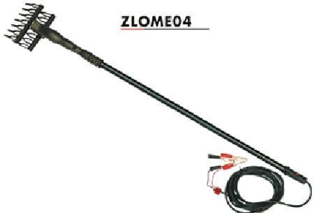 Ελαιοραβδιστικό OEM τηλεσκοπικό τύπου χτένας έως 2,8 μ