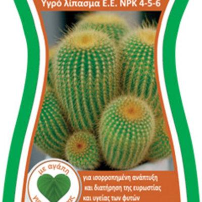 Fytopan για Κάκτους