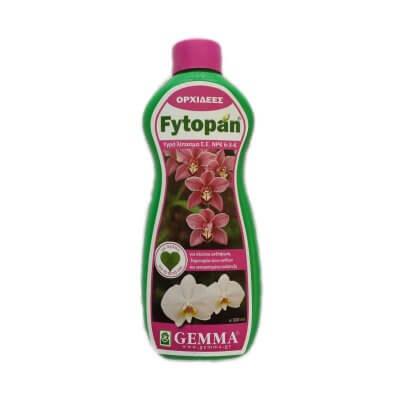 Υγρό λίπασμα για ορχιδέες Fytopan, Gemma