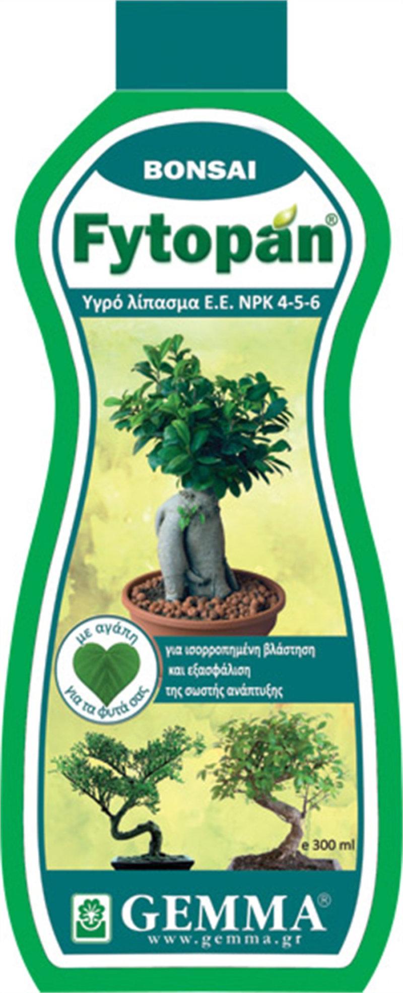 Fytopan για Bonsai 300 ml