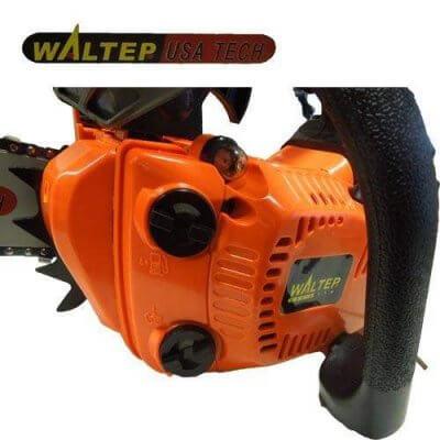 ΚΛΑΔΕΥΤΙΚΟ ΑΛΥΣΟΠΡΙΟΝΟ  WALTEP 2500 με κινητήρα 1 hp και λάμα 25 εκ.