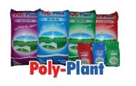 Υδατοδιαλυτό λίπασμα 11-05-35 Polyplant 1 Kgr