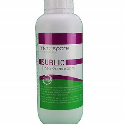 Βιολογικό Εδαφοβελτιωτικό Microspore Sublic 50 ml
