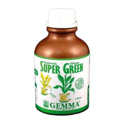 Gemma Super Green Χηλικός Σίδηρος υγρός 250 ml